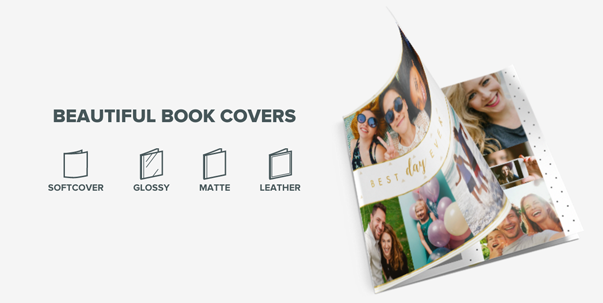 mixbook photo book covers